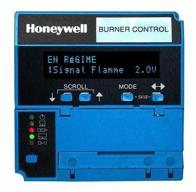 Burner Controller Amp Automation Products Honeywell