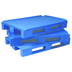 Industrial Plastic Pallets