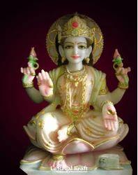 Marble Laxmi Statues Marble Lakshmiji Statue Exporter
