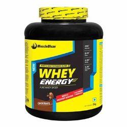 Whey Energy Muscle Blaze 2 Kg