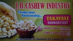 Broken Cashew Nuts, Packing Size: 1