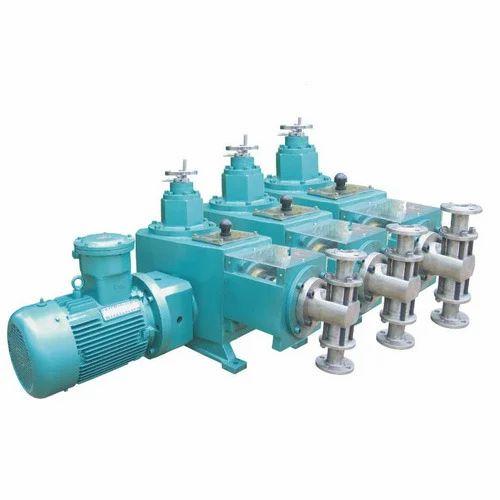 Multiple Head Metering Pumps