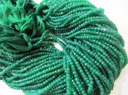 Green Onyx Beads 3 to 4mm