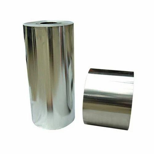 Coated Aluminum Foil