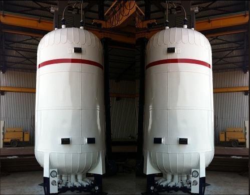 Co2 Storage Tank In Bulk