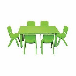 Rectangle Shape Table