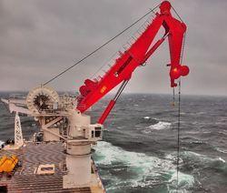 Offshore Deck Crane Repair Service