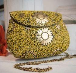 Metal Handbag