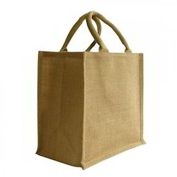Handled Wine Jute Bags