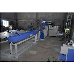 Plastic Granules Processing Machine