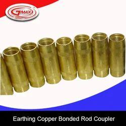Earthing Copper Bonded Rod Coupler