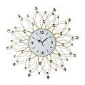 Decorative Metal Wall Clock
