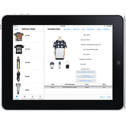 Apparel Billing Software