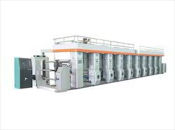 Aluminum and Foil Printing Machine