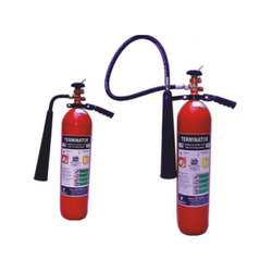 Carbon Di-Oxide Fire Extinguishers