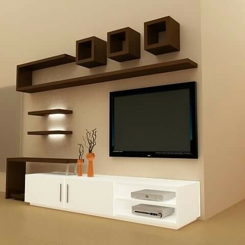 Tv Wall Unit