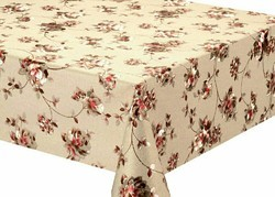 PVC Dining Table Cover