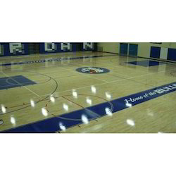 School Gym Flooring