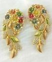 Designer Cubic Zirconia Earring