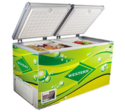 Deep Freezer, Capacity: 125 lts to 825 lts