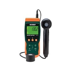 UVA/UVC Light Meter, Data Logger