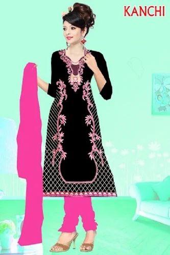 Ladies Woolen Suits Designer Woolen Salwar Suits