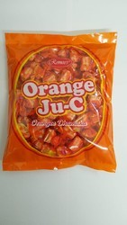 Orange Candy, Packaging Type: Pouch