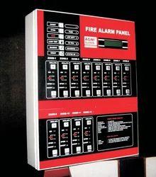 Agni 4 Zone Conventional Fire Alarm Panel