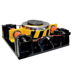 Hydraulic Traversing System