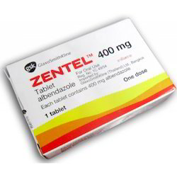 Zentel 400mg Tablets