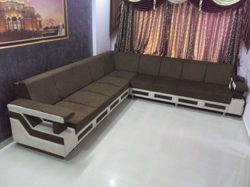 L Shaped Sofa Set At Rs 35000 Piece S Ahmedabad Id