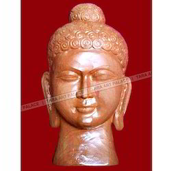 Marble Buddha God Statue
