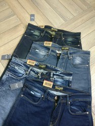 Comfort Fit Mens Jeans, Yes