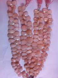 Pink Opal Briolettes