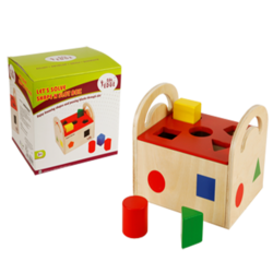 Wooden Educational Toy - Lakdi Ke Shiksha Sambandhi ...