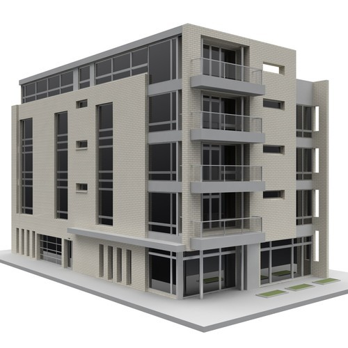 office building model - Office Models Photos