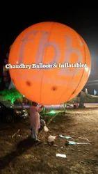 Balloon for Sunburn