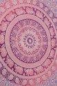 Indian Mandala Tapestries Bohemian Elephant Wall Hanging