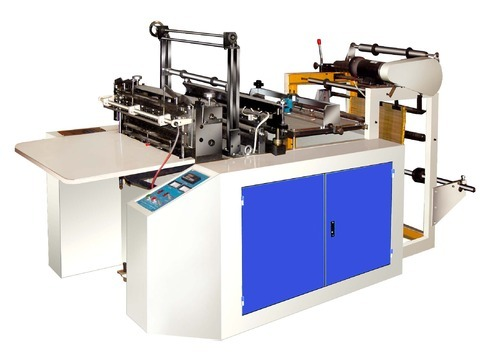Manufacturer Of Bottom Sealing And Cutting Machine & Side