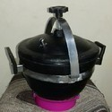 Black Clay Cooker