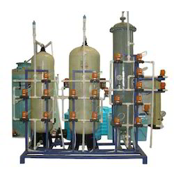 Demineralisation Water Treatment Plant