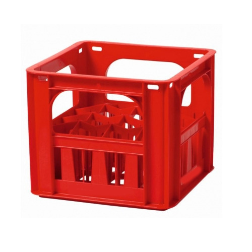 Beverage Plastic Bottle Crates