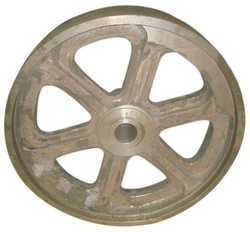 Stone Crusher Fly Wheel