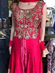 Designed Punjabi Ladies Dress