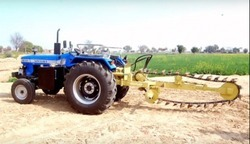 Water Cooled Tractor Trench Digger:Battery (Volts)-12 V