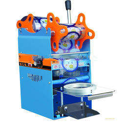 Bubble Tea Cup Sealing Machine