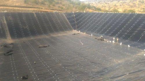 HDPE Geomembrane Liner, High-Density Polyethylene Geomembrane Sheet,  एचडीपीई जियोमेम्ब्रेन शीट - Tanishka Multi Services, Nashik | ID:  14060237897