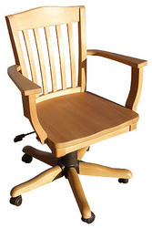 Wooden Office Chair online with Price, Manufacturers ...