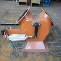 Pneumatic Two Way Flap