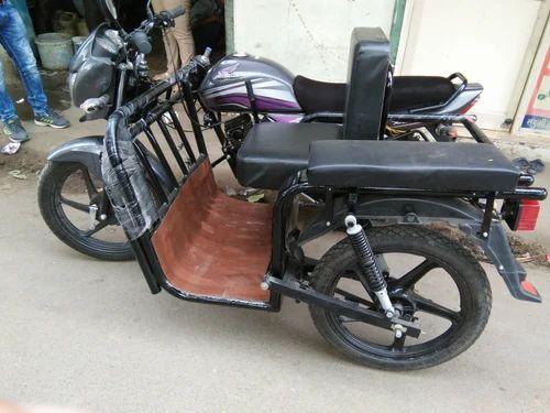 Black Handicapped Three Wheeler Rs 22500 Piece Laxmi